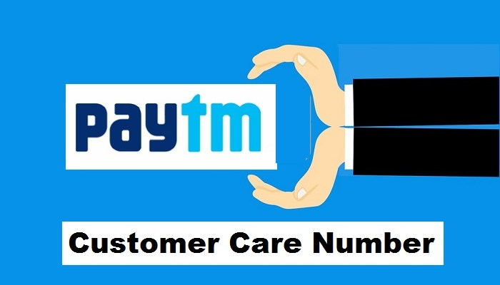 Paytm Customer Care Executive Numbers