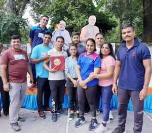 kapil fitness center kashipur