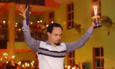 Prophet Odumeje Speaks On DSS Arresting Him For Burying Charm In Church Altar