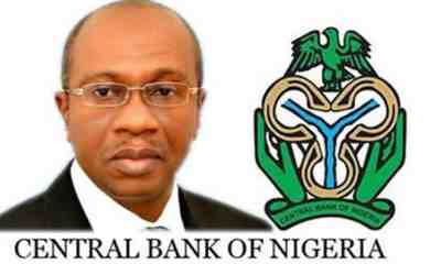 CBN Devalues Naira, See New Official Exchange Rate