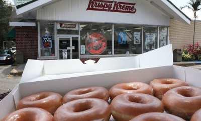 COVID-19: Krispy Kreme Offers Free Doughnuts To Doctors, Nurses