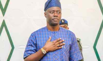 BREAKING: Oyo Governor, Seyi Makinde Contracts Coronavirus