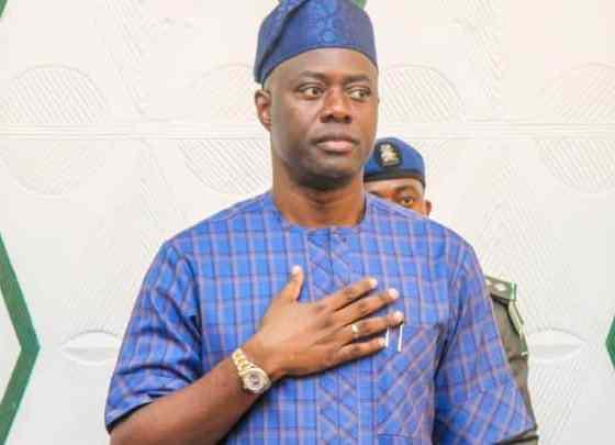BREAKING: Oyo Governor, Seyi Makinde Contracts Coronavirus