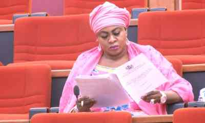 Why Senator Stella Oduah Will Never Succumb To Extortionists And Blackmailers - Aides