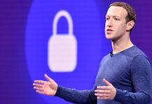 Mark Zuckerberg Chief Executive Officer of Facebook