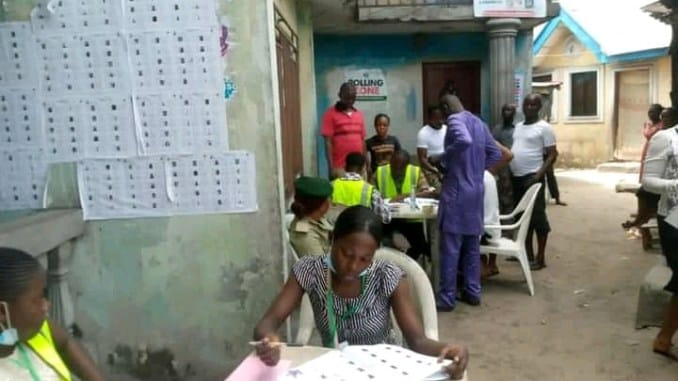 Rivers Council Poll