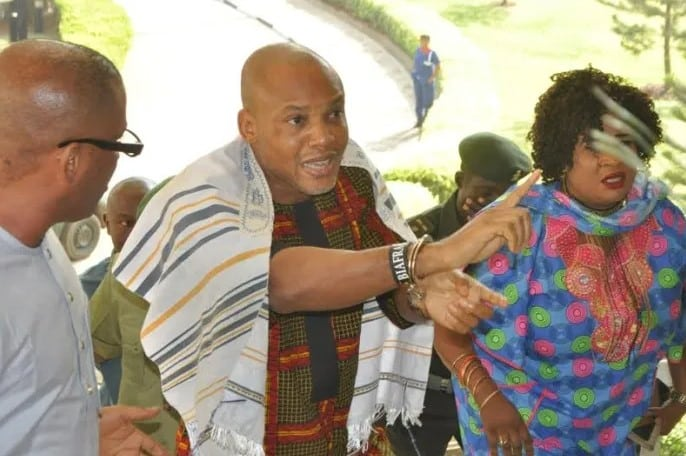 Biafra Activist Nnamdi Kanu Flees UK