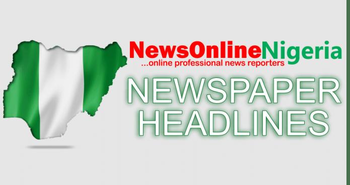 Naija News Headlines