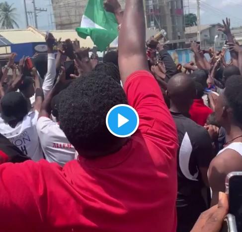 Governor Makinde Joins #June12thProtest
