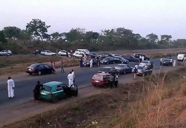Heavy Protest Rocks Nigeria Capital City Abuja
