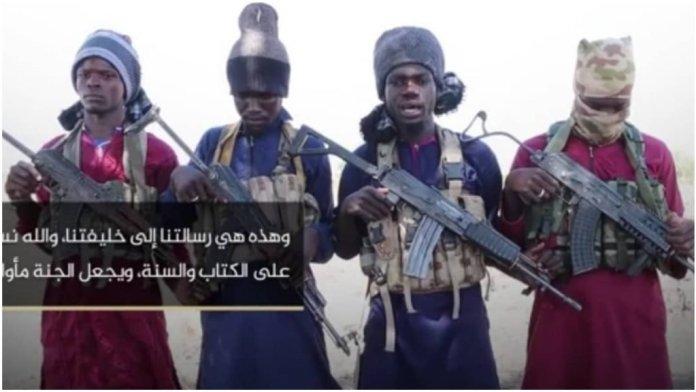 Boko Haram And ISWAP Terrorists