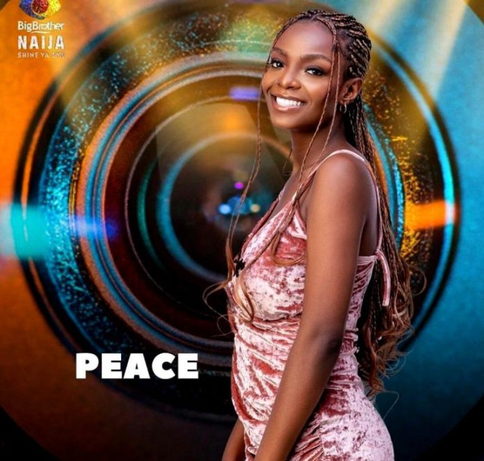 BBNaija Peace