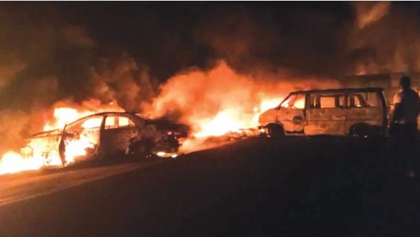 Cause Of Kaduna Explosion