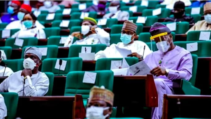 List Of House Of Reps Members And Their Political Parties