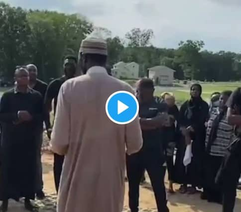 Moment Sound Sultan Was Laid To Rest In US