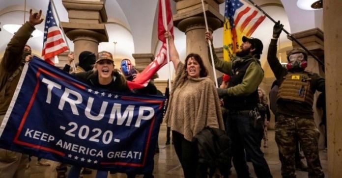 US Capitol Riot Inquiry