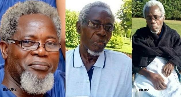 Actor Victor Olatoye Olaotan is dead