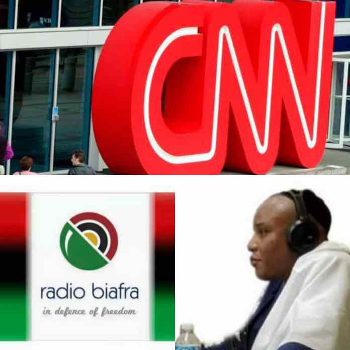 BREAKING: Finally, CNN Discovers Location Of #RadioBiafra In London