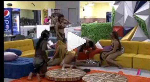 Leaked Showmax Viral Video Of BBNaija Housemates