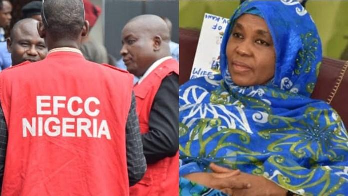 Why EFCC Arrested Governor Ganduje Wife