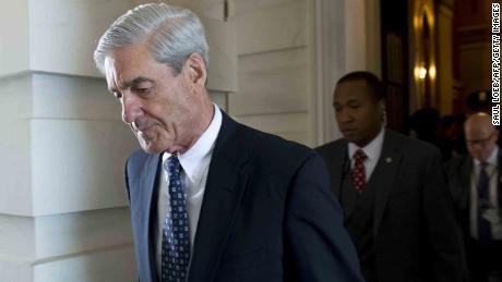Mueller wants judge to lock down documents shared with Russian company
