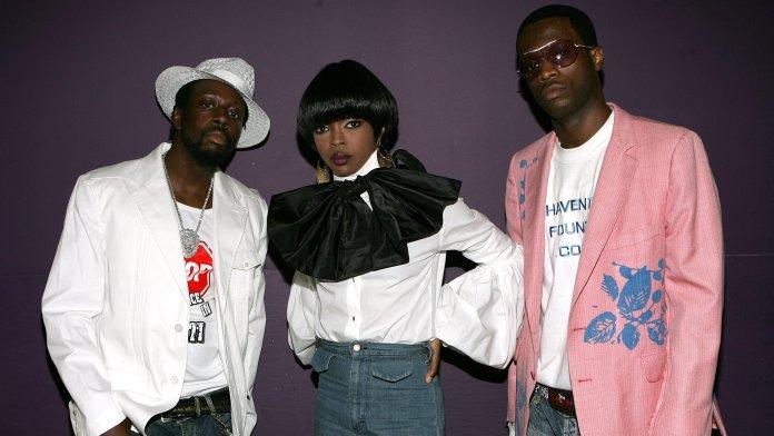 Wyclef Jean, Lauryn Hill, Pras Michel. the Fugees thegrio.com