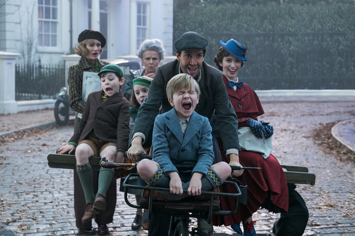 """Lin-Manuel Miranda and more in """"Mary Poppins Returns."""""""