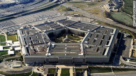19 senior Pentagon roles are currently filled by temporary officials or vacant