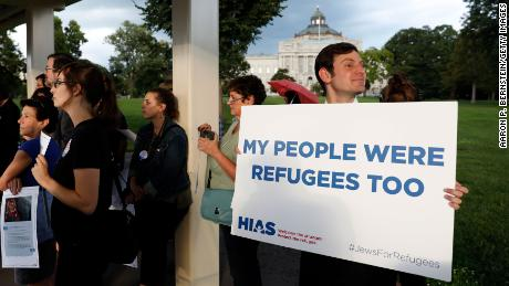 Trump administration weighs allowing no refugees into US next year
