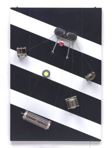 Takis, 'Telepainting,' 1964.