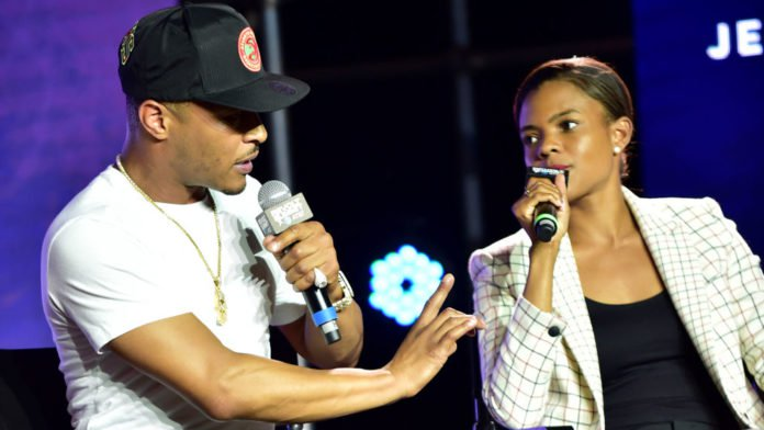 T.I. and Candace Owens thegrio