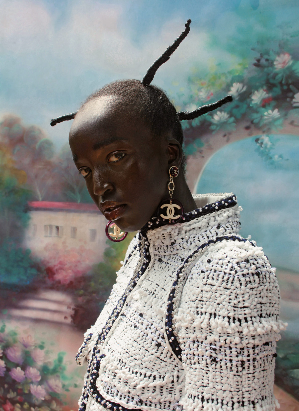 Ruth Ossai, 'London,' 2017.