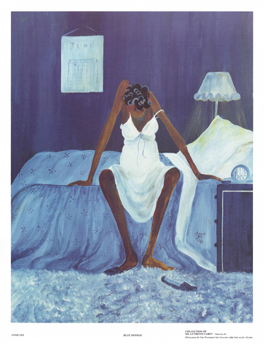 Annie Lee - Blue Monday
