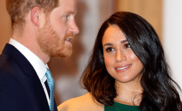 <strong>Meghan Markle has revealed that her British friends warned her against marrying Prince Harry&nbsp;</strong>