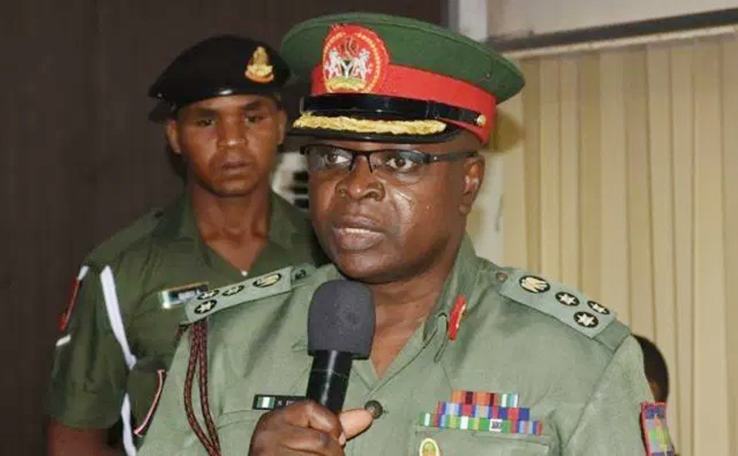Nysc Boss Promises Drastic Reduction In Cases Of Abscondment From Service