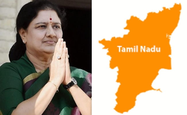 how sasikala face tamil nadu politics