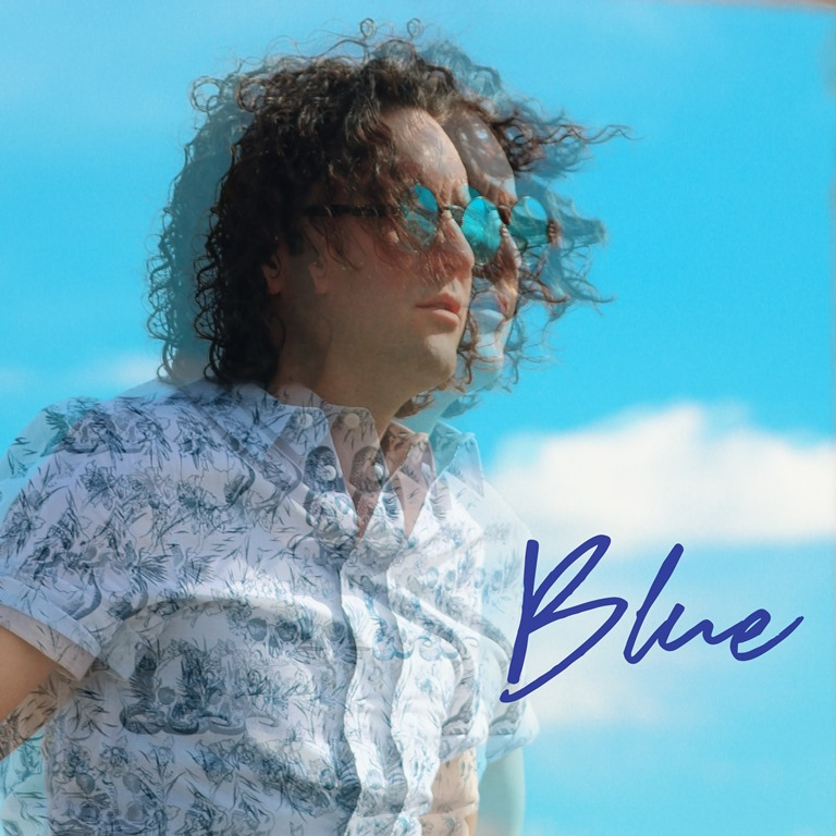 'Jozsef James' lets loose the powerful pop rock sound of the funky and rhythmic 'Blue' with it's 'INXS' esque vibe