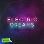 N2BLÜ are back with a big sonic 80's production full of strange and romantic 'Electric Dreams'