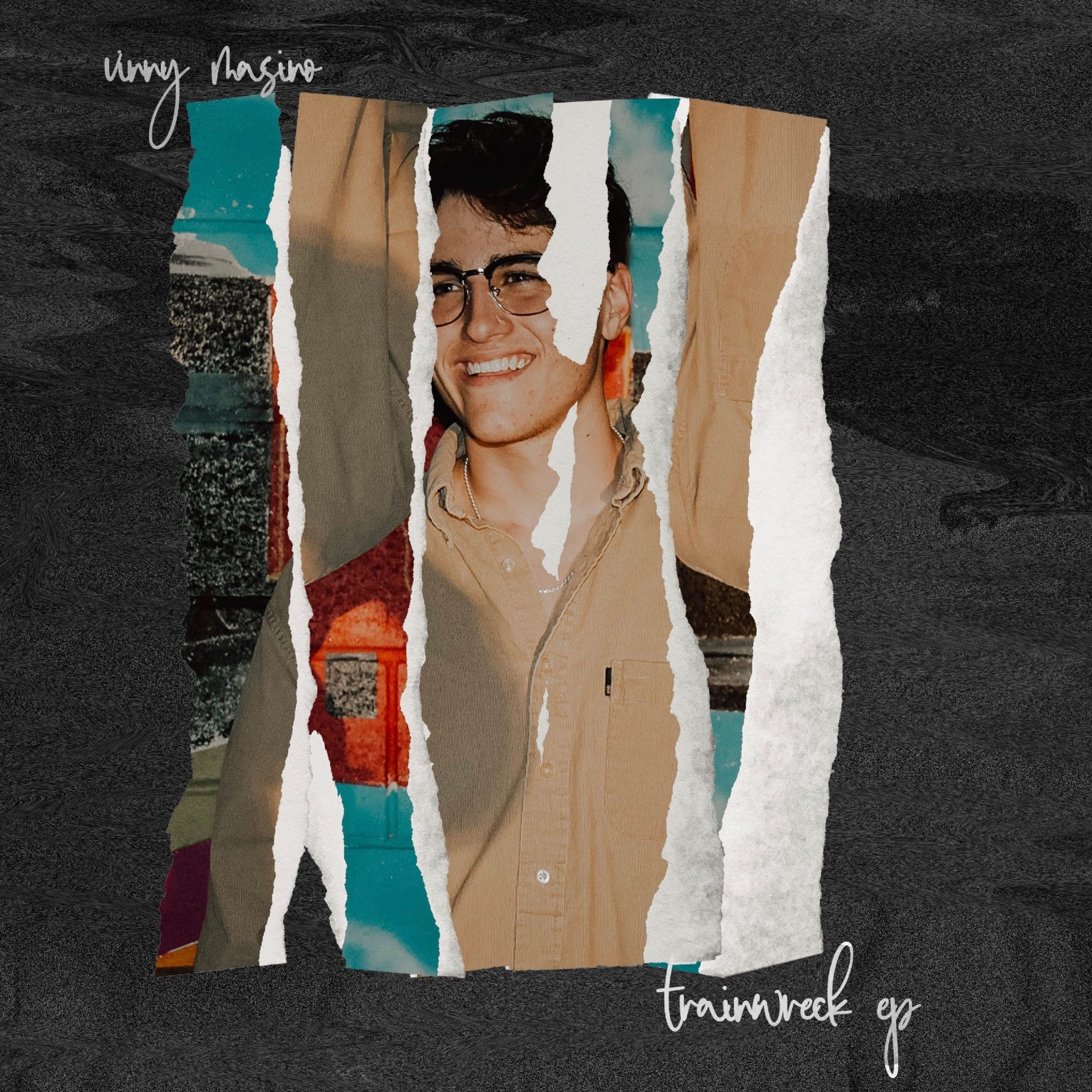 Trainwreck is the new EP by Vinny Masino that deals with dealing with the challenging 2020