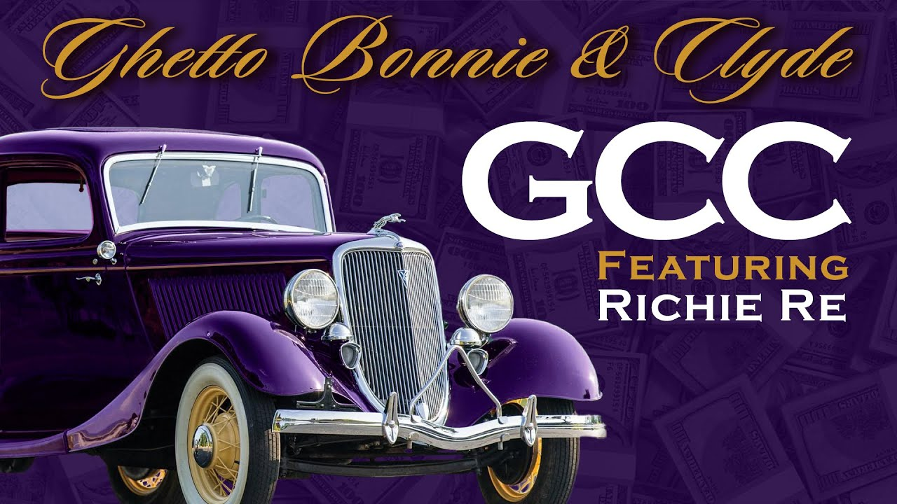 It's ride or die in the new single by Getting Cash Click featuring Richie Re, called 'Ghetto Bonnie & Clyde'; an ode to the old-school 90s style of music