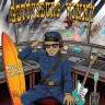 """Dick Dale's surf guitar protégée, Beachfront Vinny, is known for his comedic surficana music on new album """"Gettysburg Vinny"""""""