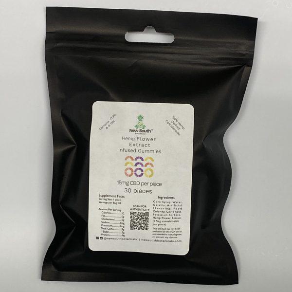 full spectrum cbd oil infused gummies