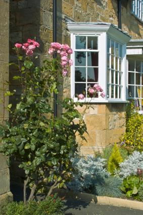 small English bay window