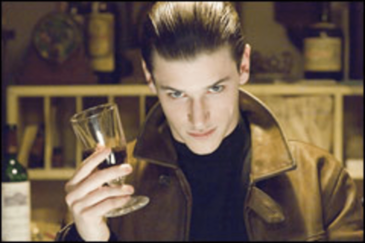Would You Like Fava Beans With That? Gaspard Ulliel plays a young Mr. Lecter in Hannibal Rising.