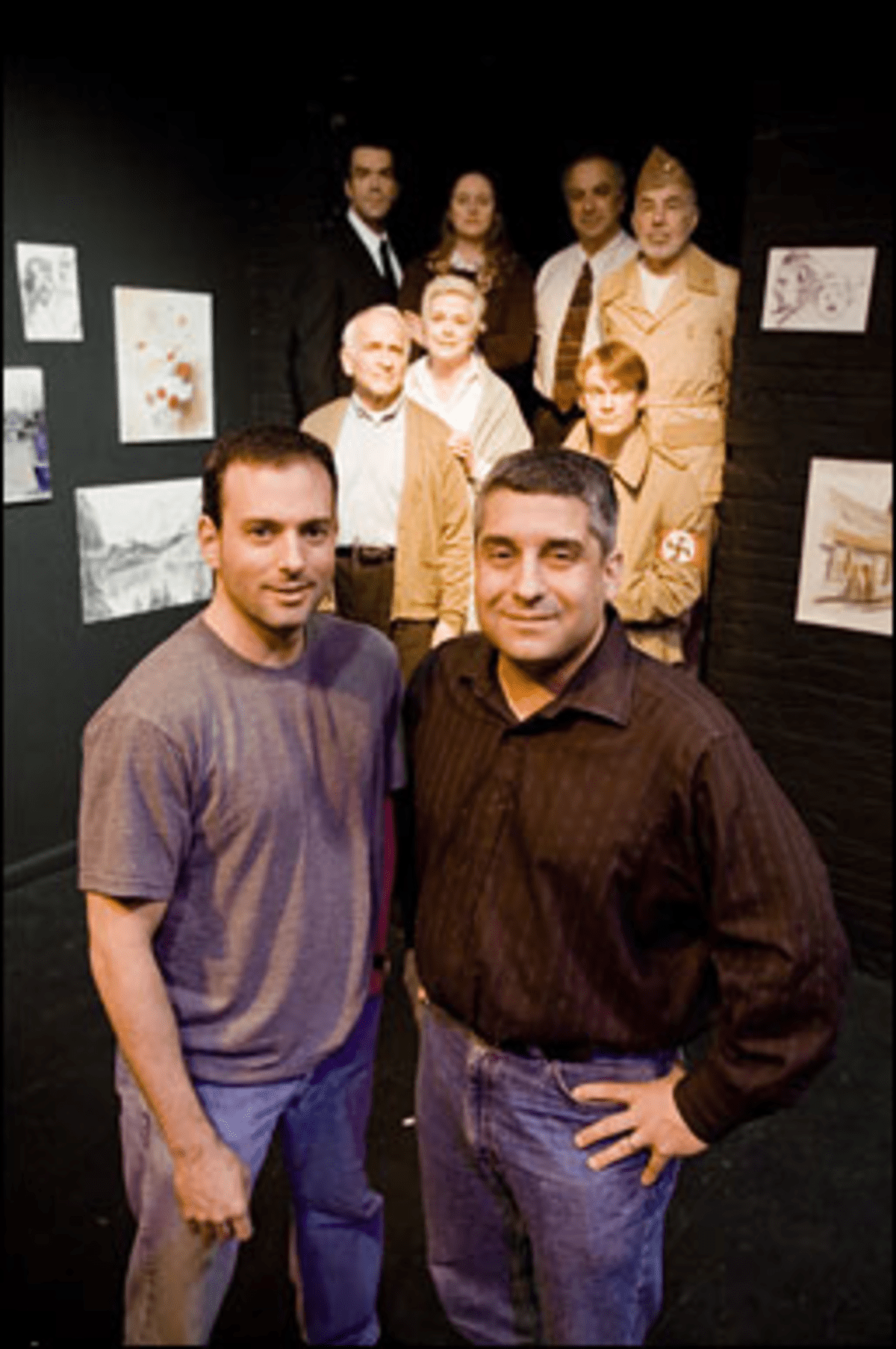 The 'Play's the Thing: Gottlieb and Walper's script finds new life.