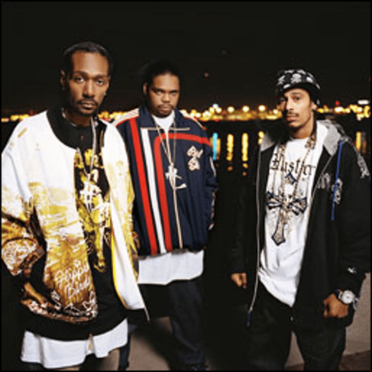Triple Play: Now a trio, Bone Thugs get back to basics.