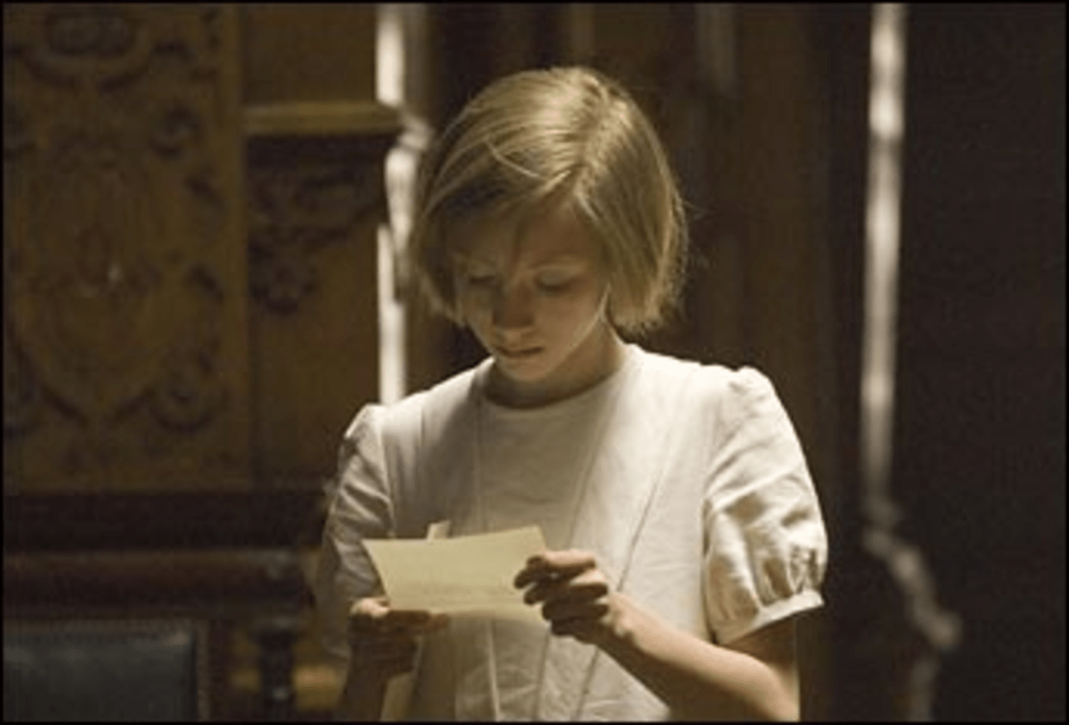 Missive Command: A letter helps 13-year-old Briony control her elders? fates.