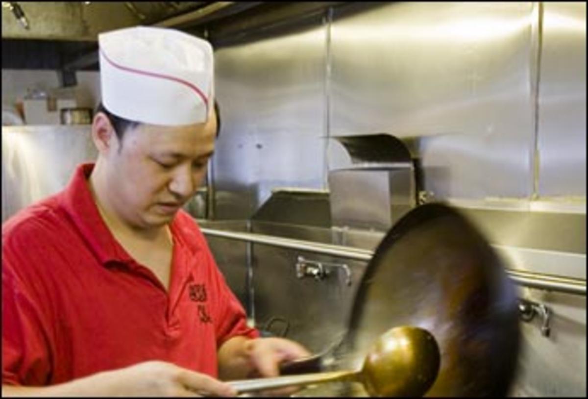 Chef Chen Yuan