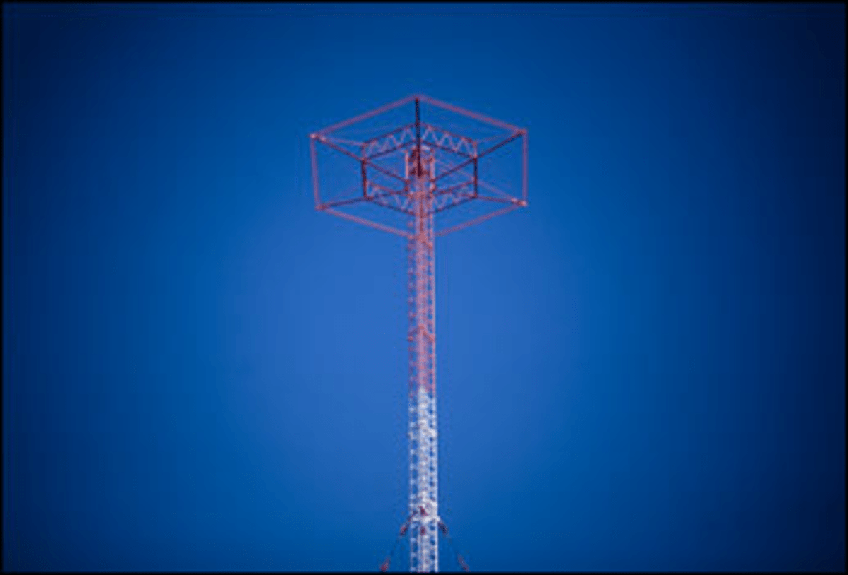 Wave of the Future: WTEM?s antenna soon won?t be the only game in town.
