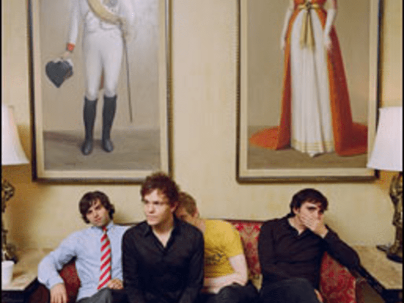 Lately Ga Ga: Spoon?s new record finds the spiky rockers spinning their wheels.
